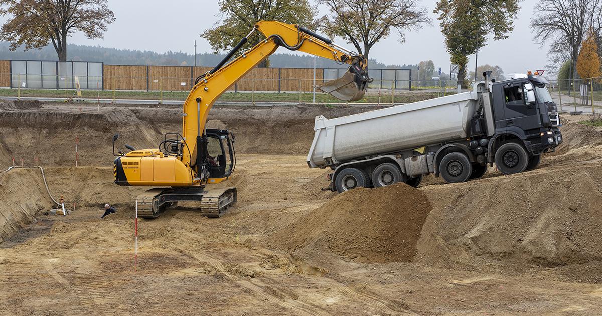 yterres chantier évacuation terres executoire environnement économie