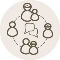 Plateforme numérique de mise en relation entre le client et l'exutoire