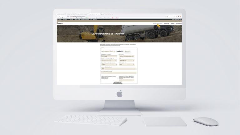 Outil numérique d'estimation des couts pour un projet d'évacuation des terres